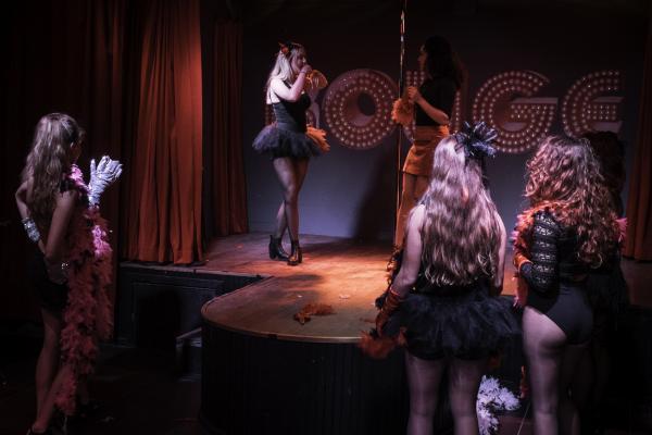 Workshop Burlesque in Maastricht