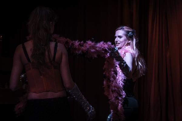 Workshop Burlesque in Maastricht